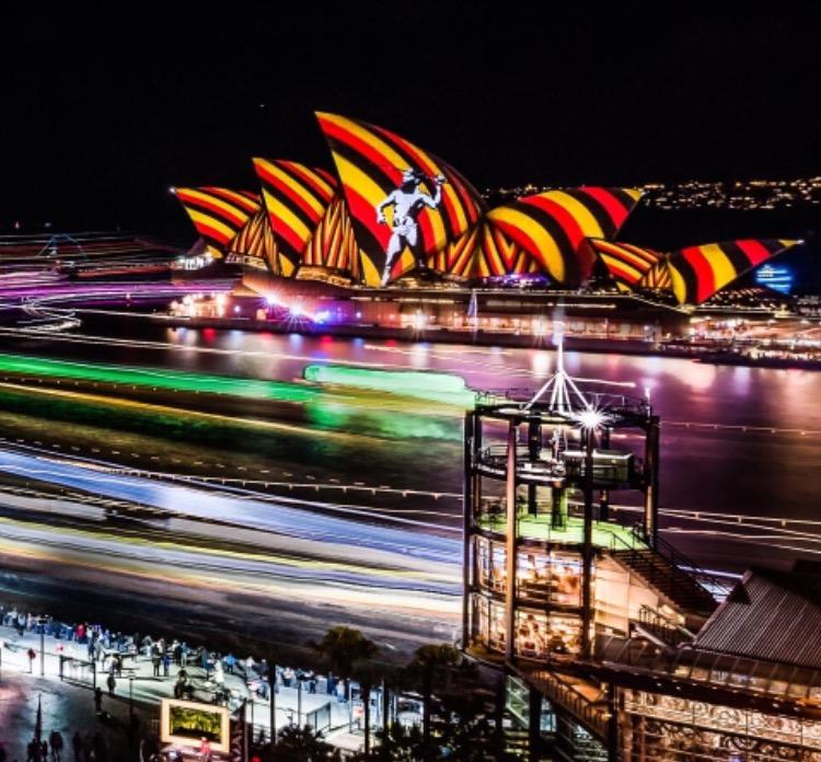 Vivid Sydney Sydney Opera House